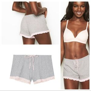 Victoria secret sexy sleep shorts